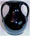 Pacific Pottery ? Wheel Thrown Black Vase!