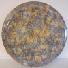 Click to view larger image of Pacific Pottery Early Drip Glaze Flowerpot Saucer (Image2)