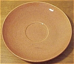 FRANCISCAN POTTERY EL PATIO GOLDEN GLOW JUMBO SAUCER!