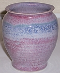 "BRUNING STUDIO POTTERY SEATTLE 4"" VASE!"