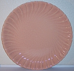 Click to view larger image of Franciscan Pottery Coronado 14in Coral Chop Plate (Image1)
