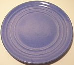 "GARDEN CITY POTTERY RING WARE DELPH 6"" PLATE!"