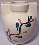 "PURINTON POTTERY DECORATED 5.75"" VASE!"