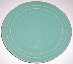 "PACIFIC POTTERY HOSTESS WARE 11"" GREEN PLATE!"