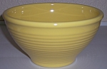 FRANCISCAN POTTERY KITCHEN WARE YELLOW MIXING BOWL!