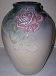 "WELLER POTTERY ETNA VERY LARGE 12.5"" VASE!"