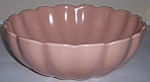 FRANCISCAN POTTERY CATALINA RANCHO CORAL SALAD BOWL!