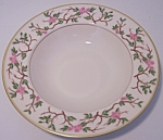 FRANCISCAN POTTERY FINE CHINA WOODSIDE FRUIT BOWL!