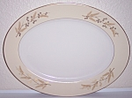 Click to view larger image of FRANCISCAN POTTERY FINE CHINA ACACIA PLATTER! (Image1)
