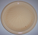 FRANCISCAN POTTERY SCULPTURES SAND URCHIN DINNER PLATE!