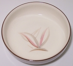 WINFIELD CHINA POTTERY DRAGON FLOWER FRUIT BOWL!