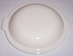 FRANCISCAN POTTERY SCULPTURES WHITE PRIMARY CASS LID!