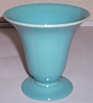 Click to view larger image of FRANCISCAN POTTERY CIELITO ART WARE #107 VASE (Image1)