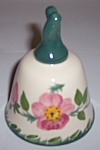 Click to view larger image of FRANCISCAN POTTERY DESERT ROSE U.S.A BELL (Image1)