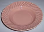 Franciscan Pottery Coronado Gloss Coral Fruit Bowl