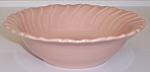 FRANCISCAN POTTERY CORONADO SATIN CORAL CEREAL BOWL!