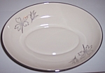 FRANCISCAN POTTERY FINE CHINA BRENTWOOD VEGETABLE BOWL!