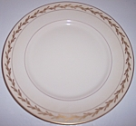 FRANCISCAN POTTERY FINE CHINA BEVERLY DINNER PLATE!