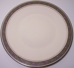FRANCISCAN POTTERY FINE CHINA CONSTANTINE SALAD PLATE!