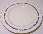 FRANCISCAN POTTERY FINE CHINA ARCADIA BLUE SALAD PLATE!