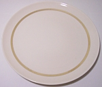 FRANCISCAN POTTERY FINE CHINA CHEROKEE ROSE 7 PLATE!