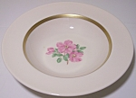 FRANCISCAN POTTERY FINE CHINA CHEROKEE ROSE FRUIT BOWL!