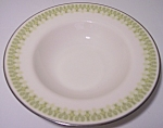 FRANCISCAN POTTERY FINE CHINA GABRIELLE FRUIT BOWL!