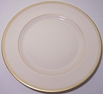 Franciscan Pottery Fine China Gold Band Bread Plate