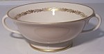 FRANCISCAN POTTERY FINE CHINA ARCADIA GOLD CREAM SOUP!