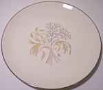 FRANCISCAN POTTERY FINE CHINA WINTER BOUQUET BREAD PLT!