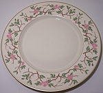 FRANCISCAN POTTERY FINE CHINA WOODSIDE DINNER PLATE!