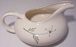 FRANCISCAN POTTERY FINE CHINA DEBUT GRAVY BOWL!