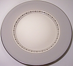 FRANCISCAN POTTERY FINE CHINA CROWN JEWEL SALAD PLATE!