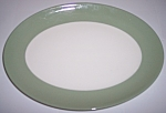 Click to view larger image of FRANCISCAN POTTERY FINE CHINA PALOMAR JASPER PLATTER! (Image1)