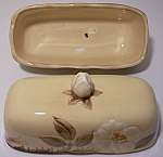 FRANCISCAN POTTERY CAFE ROYAL BUTTERDISH LID!