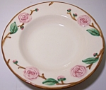 METLOX POPPY TRAIL POTTERY CAMELLIA FRUIT BOWL!