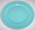 FRANCISCAN POTTERY EL PATIO GLACIAL BLUE SALAD PLATE!