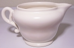 FRANCISCAN POTTERY EL PATIO SATIN IVORY CREAMER!