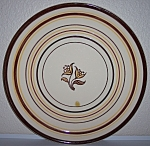 "Click to view larger image of FRANCISCAN POTTERY PADUA 14"" CHOP PLATE! (Image1)"