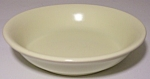 FRANCISCAN POTTERY EL PATIO SATIN YELLOW FRUIT BOWL!