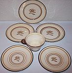 FRANCISCAN POTTERY PADUA SET/6 PIECES!