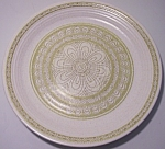 FRANCISCAN POTTERY HACIENDA GREEN SALAD PLATE!