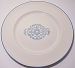 FRANCISCAN POTTERY FAMILY CHINA MEDALLION SALAD PLATE!