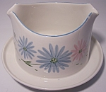FRANCISCAN POTTERY FAMILY CHINA MAYTIME GRAVY BOWL!
