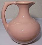 FRANCISCAN POTTERY EL PATIO GLOSS CORAL CARAFE!