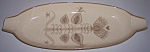 FRANCISCAN POTTERY SPICE VERY RARE BREAD TRAY!