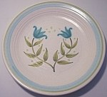 FRANCISCAN POTTERY TULIP TIME BREAD PLATE!