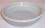 BAUER POTTERY RING WARE GREY FRUIT BOWL!