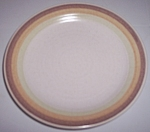 FRANCISCAN POTTERY SIERRA SAND BREAD PLATE!
