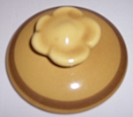 FRANCISCAN POTTERY AMAPOLA SUGAR BOWL LID!